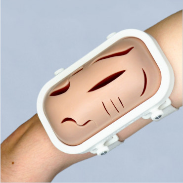symulator rany do nauki szycia chirurgicznego