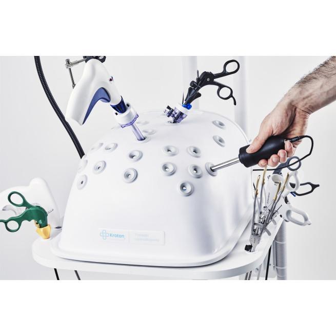Symulator laparoskopowy zaawansowany, symulator, fantom