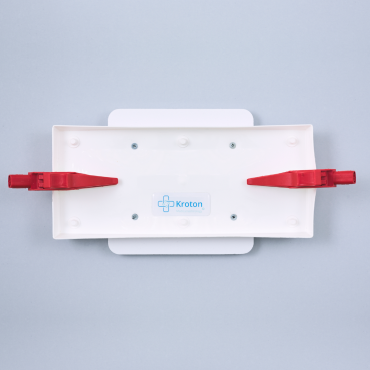 Organic model handle laparoscopic trainer